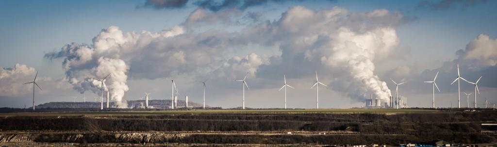 Ökoenergie auf dem Vormarsch